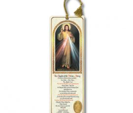 divine mercy bookmarks
