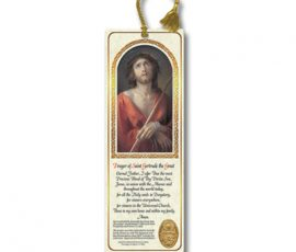 st. gertrude bookmark