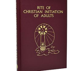 355-22 Rite of Christian Initiation of Adults