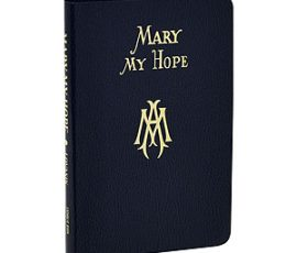 365-00 Mary My Hope Book