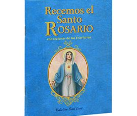 52-05S Spanish Pray the Rosary