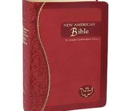 609-19C Confirmation Bible