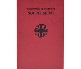 705-04 Supplement to the Liturgy of the Hours