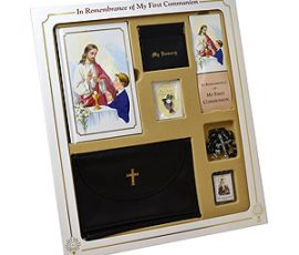 808-40B First Communion Set