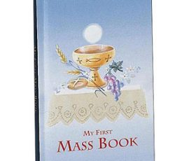 808-52B First Communion Mass Book