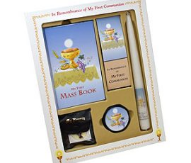 808-58B First Communion Set