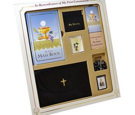 808-60B First Communion Set