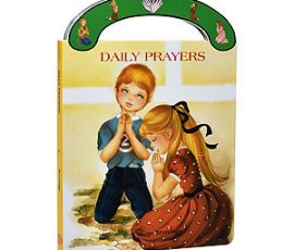 842-22 Daily Prayers for Children