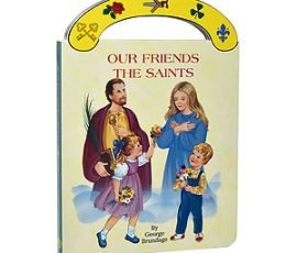844-22 Our Friends the Saints Book