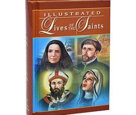 860-22 Lives of the Saints Book