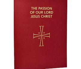 96-00 Passion of Our Lord Book