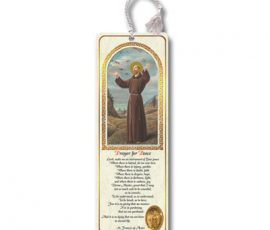 St. Francis of Assisi Bookmarks