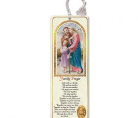 Holy Family Prayer Bookmarks