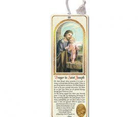 St. Joseph Bookmark