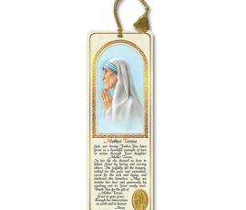 Mother Theresa Bookmark