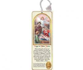 Prayer to Obtain Favors Bookmark