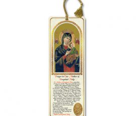 Our Lady of Perpetual Help Bookmark
