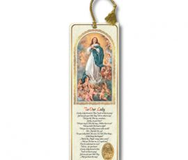 Immaculate Conception Bookmark
