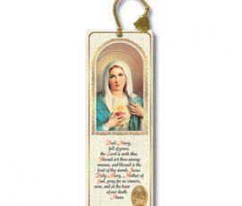 Hail Mary Bookmark
