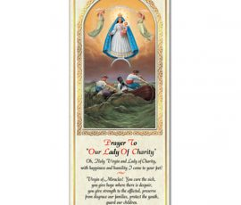 Our Lady of Charity Bookmark