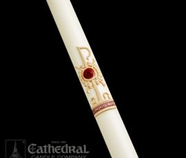 Holy Trinity Paschal Candle