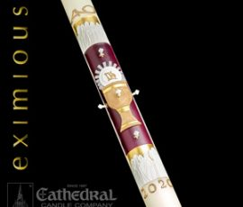 12 Apostles Paschal Candle