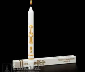 First Communion Candles