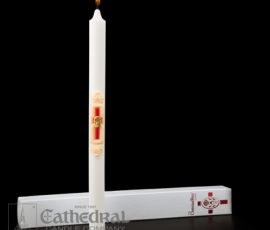 Christian Rites Candle