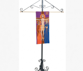 K4045 Banner Stand