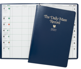 Daily Mass Record