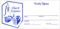 Weekly Envelope