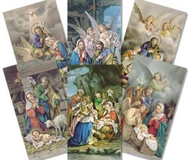 Angels Holy Cards