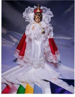 Infant of Prague Dress