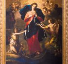 Mary Undoer of Knots Picture