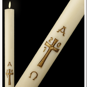 Simple Paschal Candle