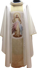 Divine Mercy Chasuble