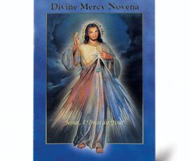 Divine Mercy Novena Book