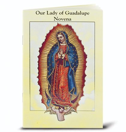 Our Lady of Guadalupe Novena Books