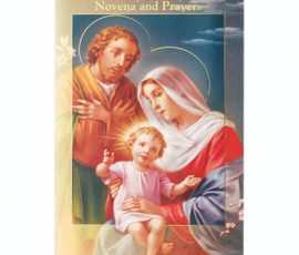 Holy Family Novena Books
