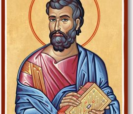 St. Mark Icon