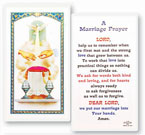 Marriage Holy Card