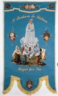 Our Lady of Fatima Banner