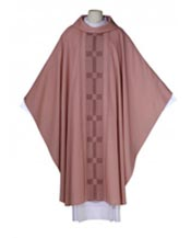 Rose Chasuble