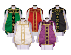 Roman Chasuble Set