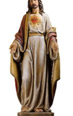 Sacred Heart Statue