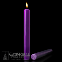 Purple Altar Candles