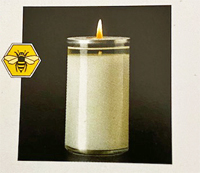 3-Day 100 Percent Beeswax Candle
