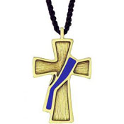 Deacon Cross Pendant