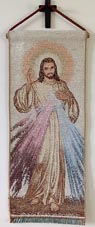 Divine Mercy Tapestry